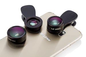 3D lenses