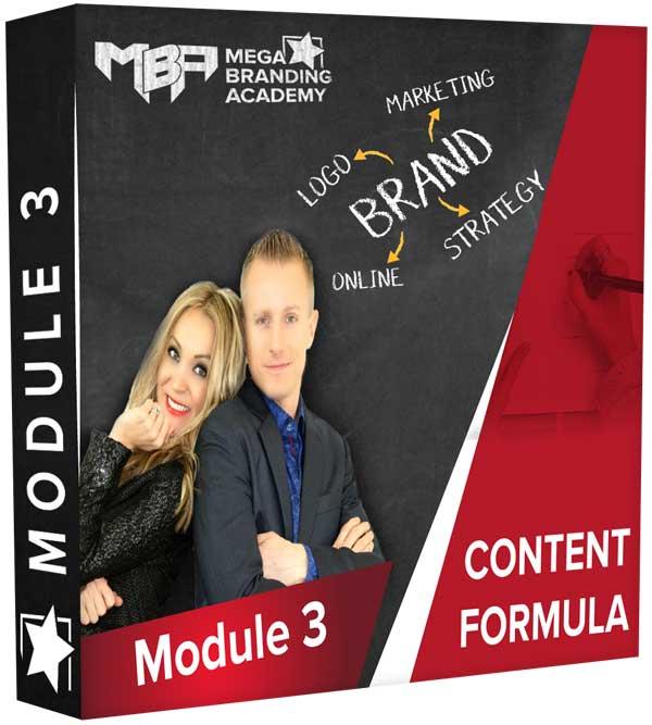 Module 3: Content Formula