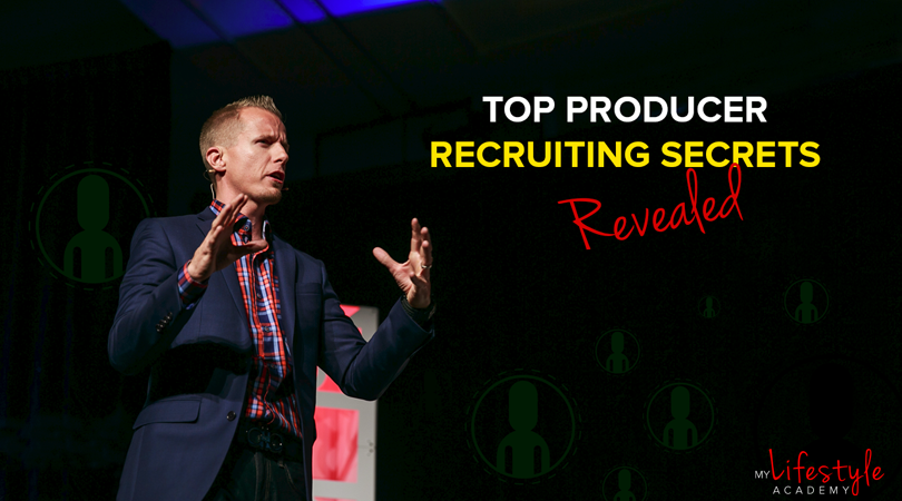Top Producer Recruiting Secrets Revealed