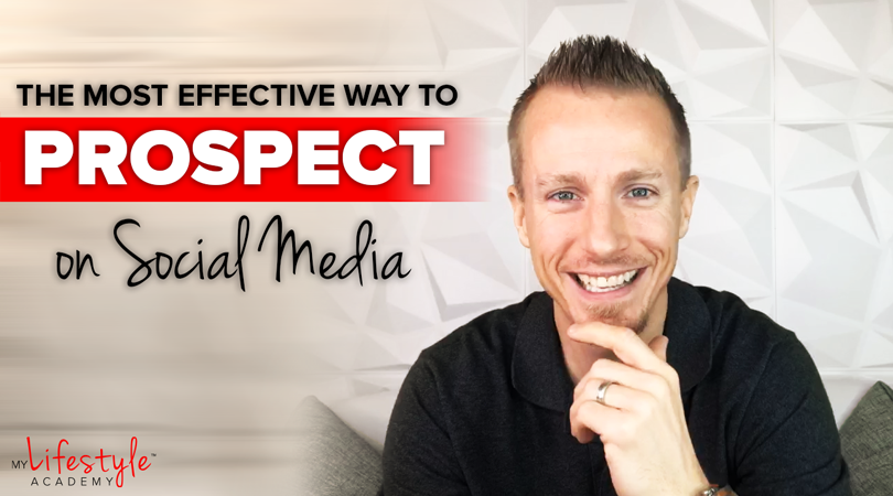 The Most Effective Way to Prospect on Social Media