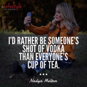 Nadya Melton quote