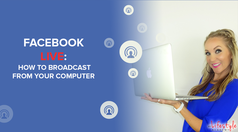 Facebook Live: How To Broadcast From Your Computer with OBS