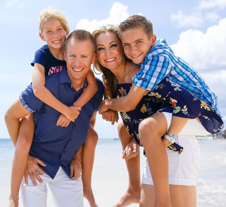 nadya family