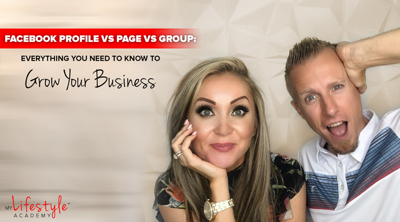 Facebook Profile vs Page vs Group: Everything You Need To Know To Grow Your Business