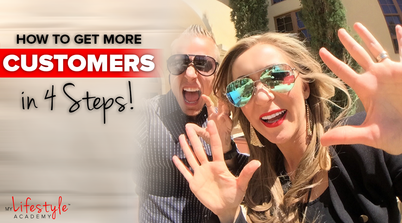 Facebook Marketing: How to Get More Customers in 4 Steps!