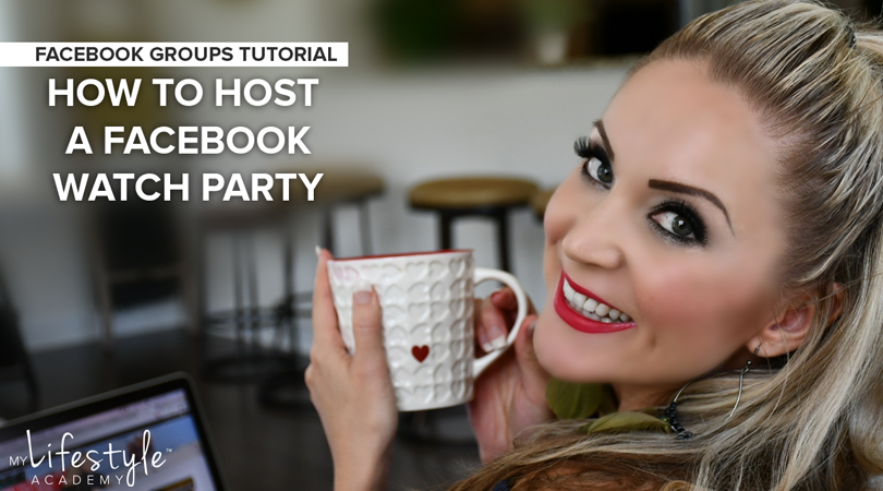 Facebook Groups Tutorial | How to Host a Facebook Watch Party