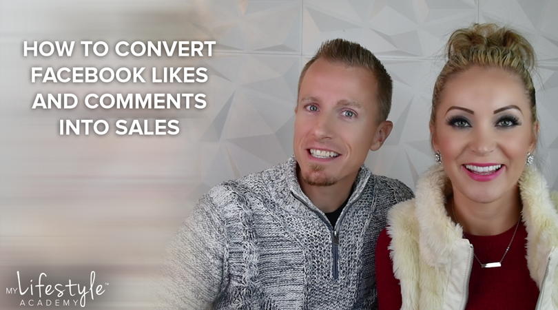 How to Convert Facebook Likes and Comments into Sales