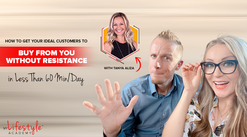 How to Get Your Ideal Customers to Buy From You Without Resistance in Less Than 60 Min/Day