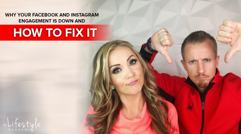 Why Your Facebook and Instagram Engagement Is Down And How To Fix It