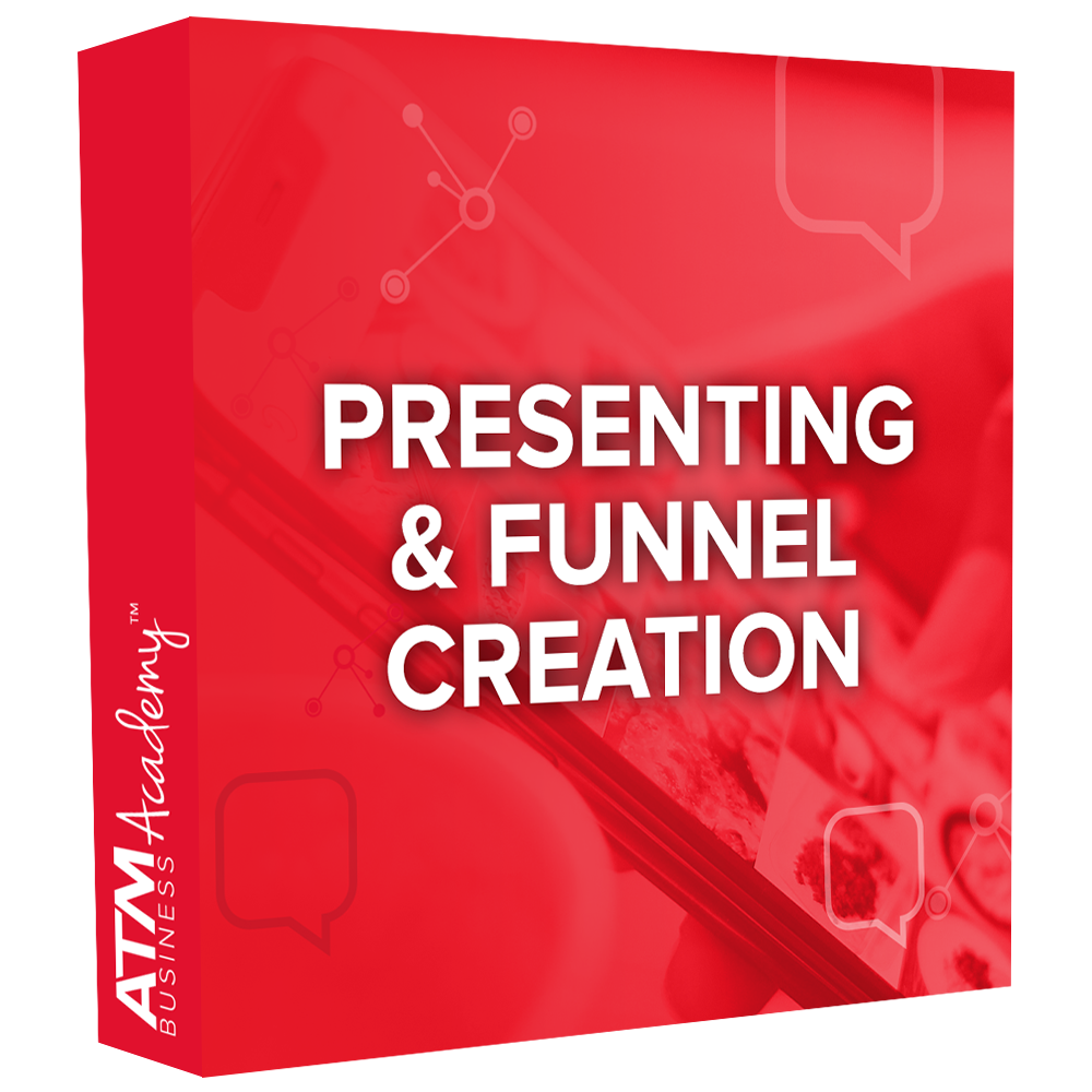 Module 2 : Presenting & Funnel Creation
