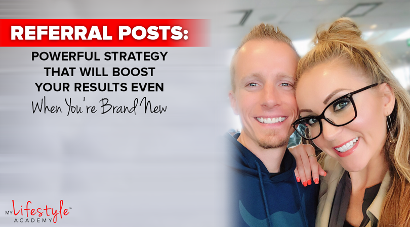 Referral Posts: Powerful Strategy that Will Boost Your Results Even When You're Brand New