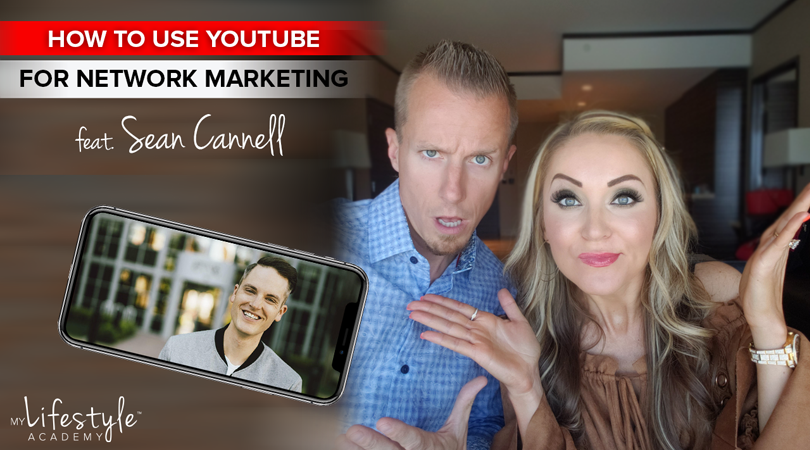 How to Use YouTube for Network Marketing feat. Sean Cannell