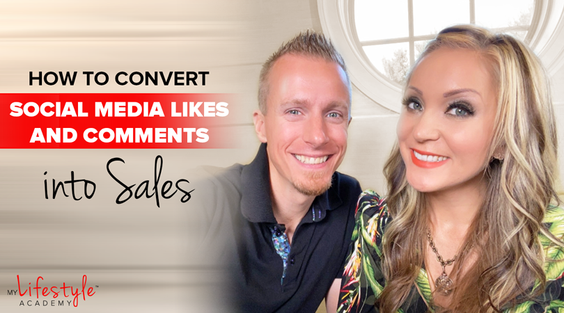 How to Convert Social Media Likes and Comments into Sales
