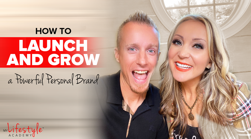 How to Launch and Grow a Powerful Personal Brand